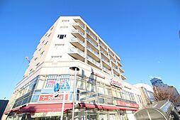 東京都清瀬市元町1丁目の賃貸マンションの外観