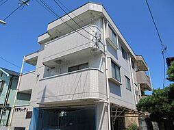 東京都昭島市玉川町2丁目の賃貸マンションの外観