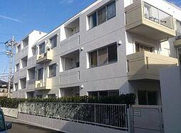 東京都目黒区大岡山1丁目の賃貸マンションの外観