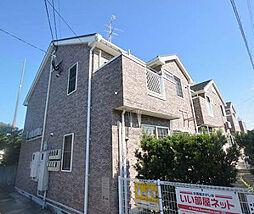 福岡県遠賀郡岡垣町東高陽3丁目の賃貸アパートの外観