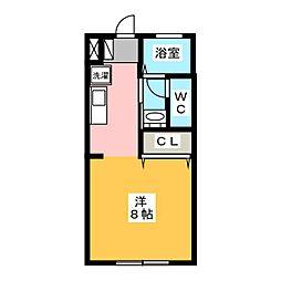 大岡駅 3.5万円