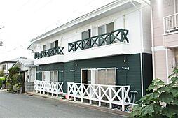山形県山形市南栄町2丁目の賃貸アパートの外観