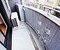 バルコニー,1K,面積20.77m2,賃料5.7万円,京都市営烏丸線 四条駅 徒歩8分,阪急京都本線 烏丸駅 徒歩5分,京都府京都市下京区麩屋町通四条下ル八文字町
