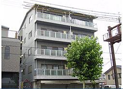 兵庫県尼崎市元浜町5丁目の賃貸マンションの外観