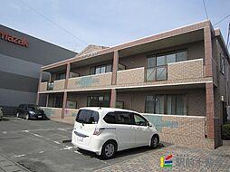 福岡県太宰府市大字通古賀2丁目の賃貸マンションの外観
