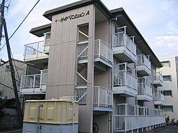 静岡県沼津市下香貫塩場の賃貸マンションの外観