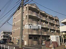 シャトー小松原III[3階]の外観
