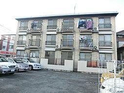 リバーサイド西浦和[103号室]の外観