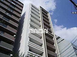 ロイジェント栄[8階]の外観