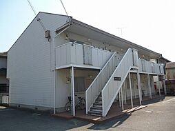 タウニィ日岡[1階]の外観