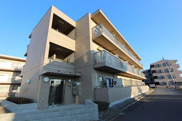 オリーブ桜 3階の賃貸【茨城県 / つくば市】