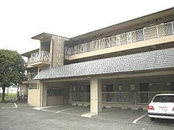 奈良県生駒市中菜畑2丁目の賃貸マンションの外観