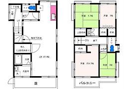 赤羽岩淵駅 13.5万円