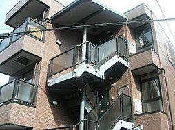 ベルハウジングMK3[1階]の外観