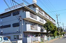 埼玉県川越市諏訪町の賃貸マンションの外観