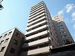 パークキューブ上野[7階]の外観