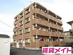 三重県伊賀市緑ケ丘東町の賃貸マンションの外観
