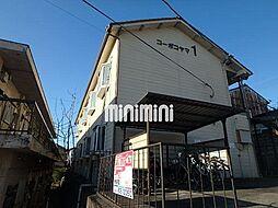 コーポコヤマ1[2階]の外観