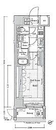 MAXIV東向島フュージョナルDUE[7階]の間取り
