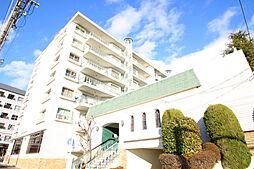 愛知県名古屋市瑞穂区南山町の賃貸マンションの外観