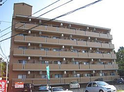 広島県東広島市西条下見5丁目の賃貸マンションの外観