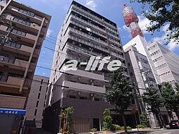 エステムプラザ神戸大開通ルミナス[201号室]の外観