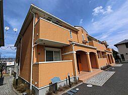 千葉県千葉市緑区おゆみ野中央8丁目の賃貸アパートの外観