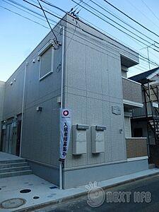 外観,1LDK,面積36.64m2,賃料7.2万円,西武多摩川線 是政駅 徒歩4分,,東京都府中市是政4丁目2-88