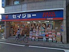 くすりセイジョー沼部店(550m)
