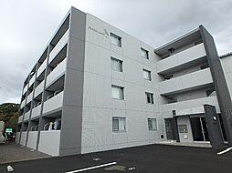 静岡県静岡市駿河区池田の賃貸マンションの外観