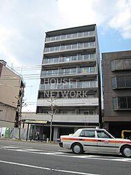 ヒーリングタワー七条大宮[203号室号室]の外観