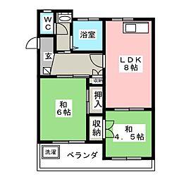 新豊田駅 4.7万円