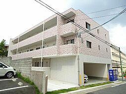 愛知県名古屋市名東区神丘町1丁目の賃貸マンションの外観