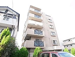 東京都足立区入谷3丁目の賃貸マンションの外観