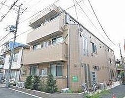 東京都品川区大井2丁目の賃貸マンションの外観写真