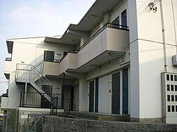 ドーヤマハイツ[101号室]の外観