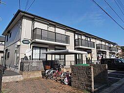 千葉県八千代市ゆりのき台6丁目の賃貸アパートの外観