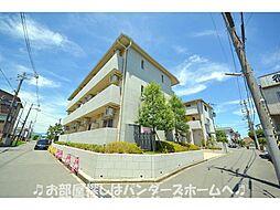 大阪府枚方市渚西1丁目の賃貸マンションの外観