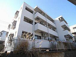 神奈川県横浜市鶴見区岸谷3の賃貸マンションの外観