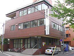栗田ビル[2階]の外観