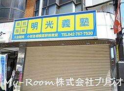 リビオタワー小田急相模原レジデンス[10階]の外観