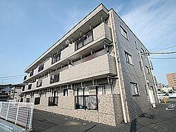新井マンション[3階]の外観