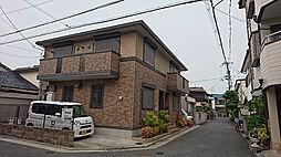 大阪府八尾市長池町1丁目の賃貸アパートの外観