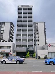 ピュアドームエタージュ箱崎[3階]の外観