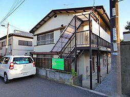 中田荘[1階]の外観