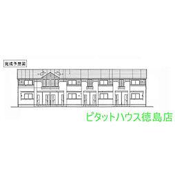 アンジュール B[102号室]の外観