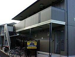 滋賀県草津市草津3丁目の賃貸アパートの外観
