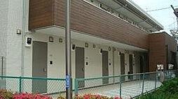 エルスタンザ平和台[102号室]の外観