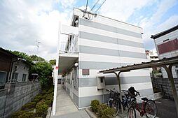 レオパレスグリーンスタジオ伊丹[104号室]の外観
