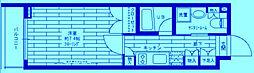 ステージグランデ宮崎台[3階]の間取り